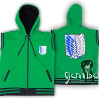 SNK Green Vest