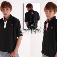 Uchiha Mandarin Collar Shirt