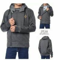 jaket sweater harakiri grey
