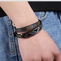 Pb07 Premium New Leather Bracelet