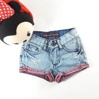 Celana jeans bayi/anak pendek Deeper Jeans 405/Hotpants anaK[12917]