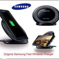 Original Samsung Wireless Fast Stand Charger S7 Edge Flat Note 5 7 Pad