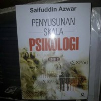harga Penyusunan Skala Psikologi Edisi 2 (asli) Tokopedia.com