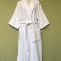 Jual Kimono Handuk Dewasa / Kimono Mandi Hotel / Big Size / Extra Large Murah
