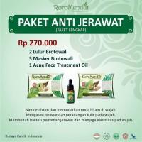 Roromendut Skincare Paket Lengkap