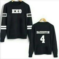 Baekhyun EXO sweater