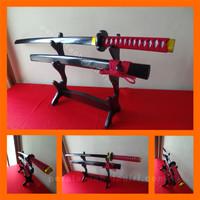 Bokken dengan Sarung Third Edition (Pedang Katana Kayu)