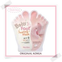 Jual MASKER KAKI / BABY FOOT PEELING MASK ORIGINAL KOREA Murah