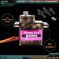 Tower Pro MG90S Metal Gear Digital Micro Servo High Quality