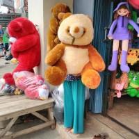 Jual boneka panda rumput jumbo / besar / big Murah