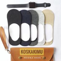 Kaos Kaki Mata Kaki - Kaos Kaki Pendek - Invisible Sock