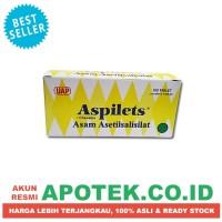 Aspilet Chewable Per Box/Dus/Dos - Obat Demam, Sakit Kepala Aspilets
