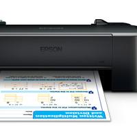 PRINTER EPSON L120 INKJET PRINT UKURAN KERTAS A4