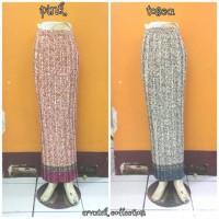 Rok Prisket Panjang EC-RP012 Semi Sutra | Bawahan Kebaya , Baju Batik