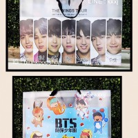 Shopping Bag Kpop BANGTAN BOYS - BTS 'The WINGS Tour' Import
