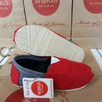 Sepatu Anak /Sepatu Wakai Kid Grade Original