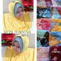 jilbab anak / siria mentos / jilbab kids / jilbab bayi