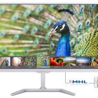 "Monitor LED Philips 23,6"" 246E7QDSW"