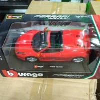 Bburago Ferrari - 458 Spider Skala 1:24