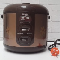 TURBO Rice Cooker / Magic Com 1 Liter CRL 1100 / CRL1100 NEW PROMO