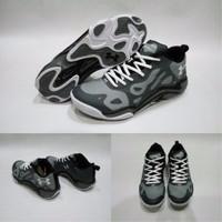 UA Anatomix Spawn 2 Low Grey / Sepatu Basket Under Armour Anatomix Low