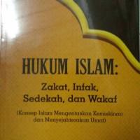 Hukum Islam: Zakat, Infak, Sedekah, dan Wakaf