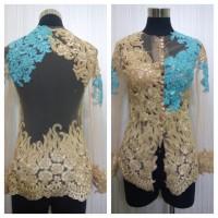 Model Baju Kebaya Wisuda Monica Tile Brokat Baju Wisuda Mahasiswi