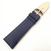 Jual 16mm,18mm,20mm Stitchless Leather Strap Tali Jam Tangan Kulit Tanpa Murah