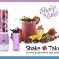 Jual Shake n Take gen 3 blend go 2 cup juicer blender new Murah