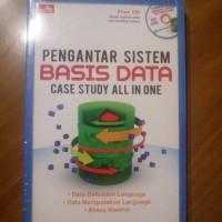 Pengantar Sistem Basis Data + CD oleh Indrajani, S.kom., Mm.