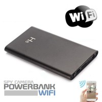 Spy Camera Power bank 5000mAH WIFI/ Kamera Pengintai Powerbank Wireles