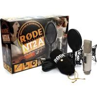 RODE NT2-A Multi-Pattern Dual Condenser Microphone