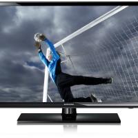 SAMSUNG LED TV 32 Inch - UA32FH4003 - Hitam + BREKET