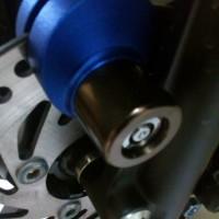 Jual gembok cakram motor bulat warna Murah