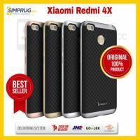 ORIGINAL IPAKY Bumper Case Xiaomi Redmi 4X 4 X Armor Cover Soft Crack