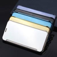 Casing Hp Cover Samsung A7 2016 A7 2017 A8 Flip Miror Hardcase Premium