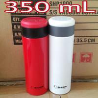 Jual SHUMA 350 Termos Air Panas dan Dingin Botol Air Minum Vacuum Stainless Murah