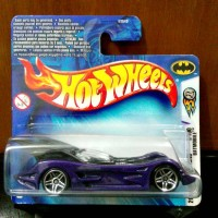 Hot Wheels 2004 First Editions Batmobile (Shortcard)