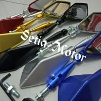 Spion Tomok Variasi Lipat Semua Motor Satria Fu, Sonic, Cb150, Vixion