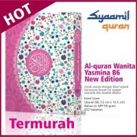 Jual Al Quran Tajwid Yasmina Rainbow Murah