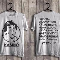 Jual GOOD SALE Kaos T-Shirt Warkop Dki Kasino Kata-Kata Kotor fast Murah