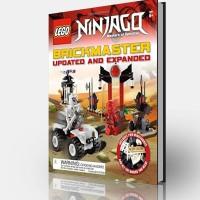 LEGO NINJAGO Brickmaster: Updated and Expanded Hardcove ORI 514 0011