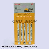 Jigsaw Blade NR118A (For Metal Use) SUPER 240 2358