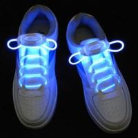 Jual LED LIGHT SHOELACE Colorfull / Tali Sepatu Nyala Bercahaya Murah