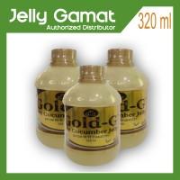 Jual Jelly Gamat Gold G Sea Cucumber 320 ML Asli Murah