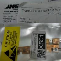 Jual fleksibel flex INFINIX X551 PLUG IN MIC VIB HOT NOTE FLEXIBLE CHARGER Murah