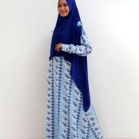 Jual Gamis / Baju / Pakaian Wanita Muslim Syari Peach Murah