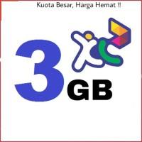 XL COMBO 4G KUOTA 3 GB   KARTU PERDANA INTERNET XL KUOTA 3GB