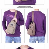Jual Bodypack Bag / Tas Selempang Pria / Men Sling Shoulder Bags Modis Murah