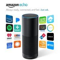[BEKAS] Amazon Echo Alexa Voice Smart WIFI Bluetooth Dolby [BLACK]
